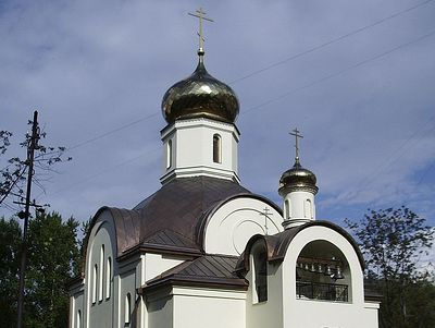 First church in honor of Royal Martyrs built in Moscow