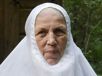 "Abbess Evphalia (Lebedeva): ""A Minute Without God is Terrible"""