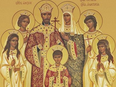 Tsar Nicholas and family canonized because put moral ideals above the crown—Pat. Kirill