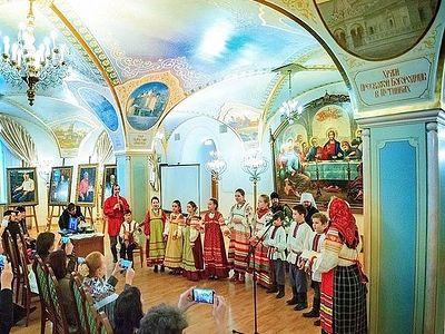 В рамках Рождественских чтений состоялся семинар, посвященный русской народной культуре