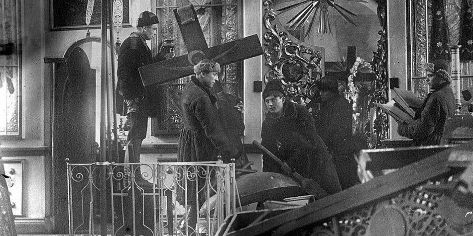 «Церкви была объявлена война». Андрей Кострюков / Православие.Ru