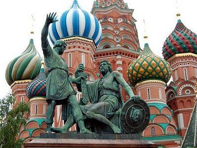 Памятнику Минину и Пожарскому исполнилось 200 лет