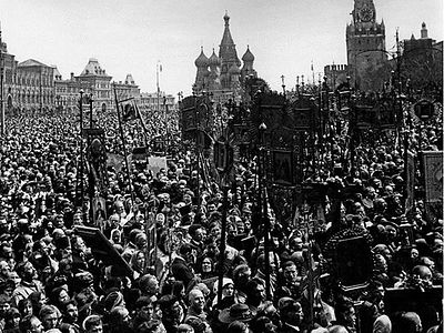 Centenary of Bolshevik separation of Church and state marked today
