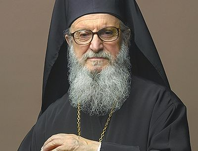 Abp. Demetrios to be honored by Church of Cyprus for 50 years of episcopacy