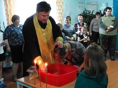 More than 70 Chulym Tatars receive holy Baptism