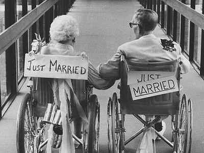 Брак в зрелом возрасте. Повторный брак