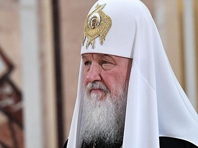 Pat. Kirill arrives in Bulgaria to celebrate Bulgarian independence from Turks