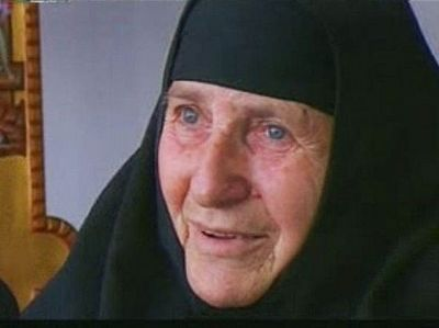 Abbess Euphrosyne of Gračanica reposes in the Lord