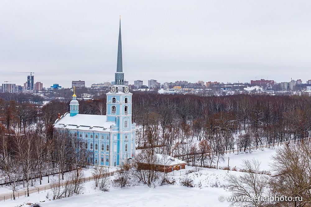 Церковь Петра и Павла, г. Ярославль