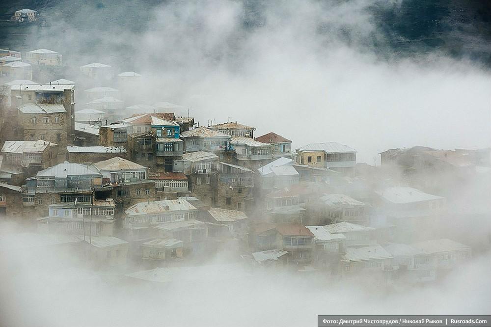Kubachi Village, Dagestan