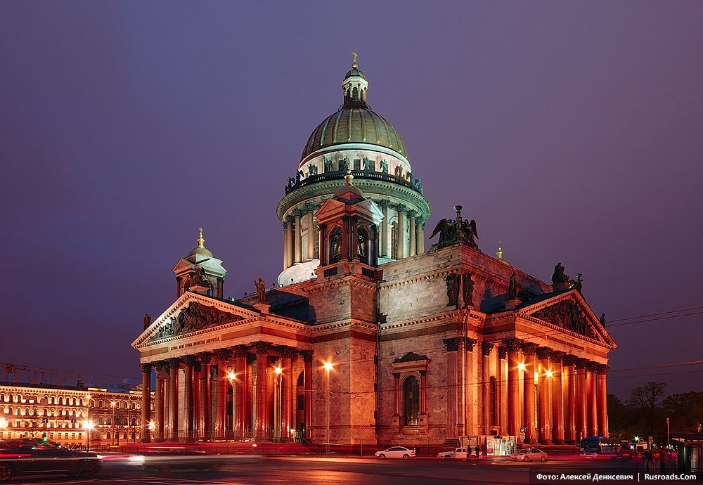 St. Isaac of Dalmatia Cathedral, St. Petersburg