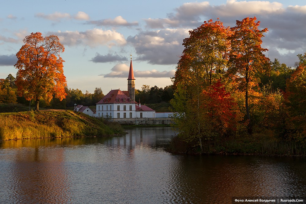 Priory Palace, Gatchina (St. Petersburg region)
