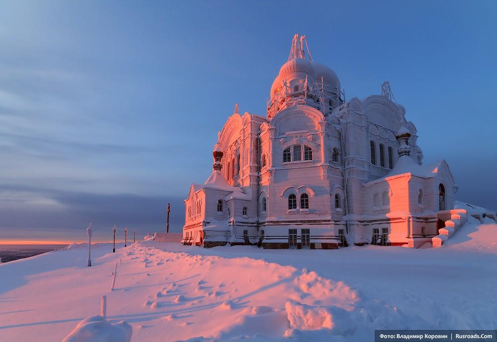 St. Nicholas Monastery, Belgorod