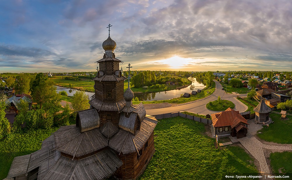 Museum of Russian Wooden Architecture, Suzdal