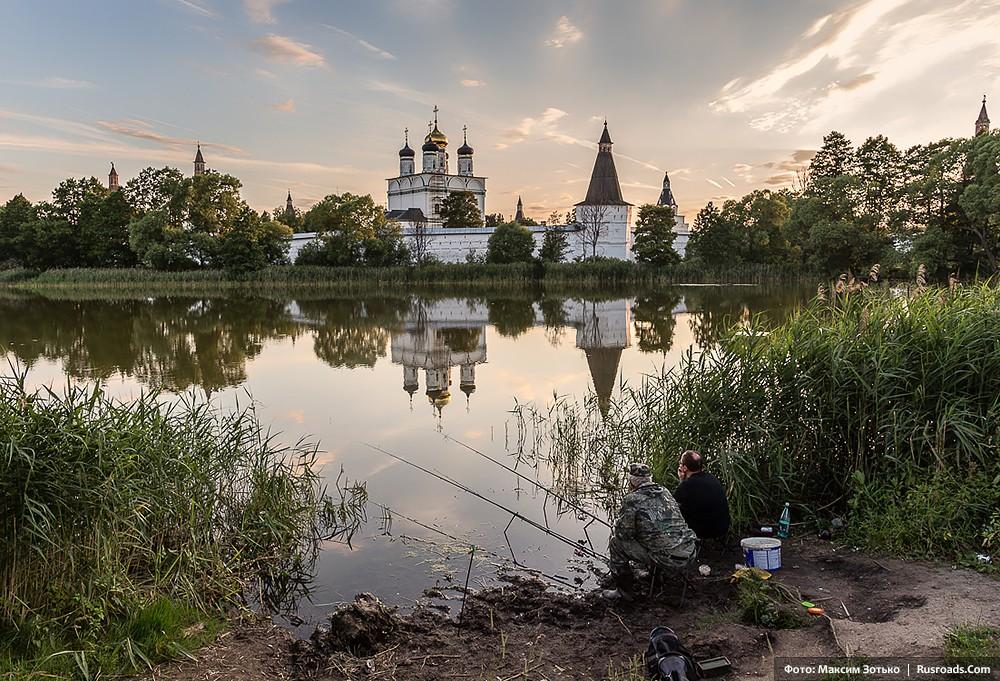 Holy Dormition-St. Joseph of Volokolamsk Monastery, Moscow province