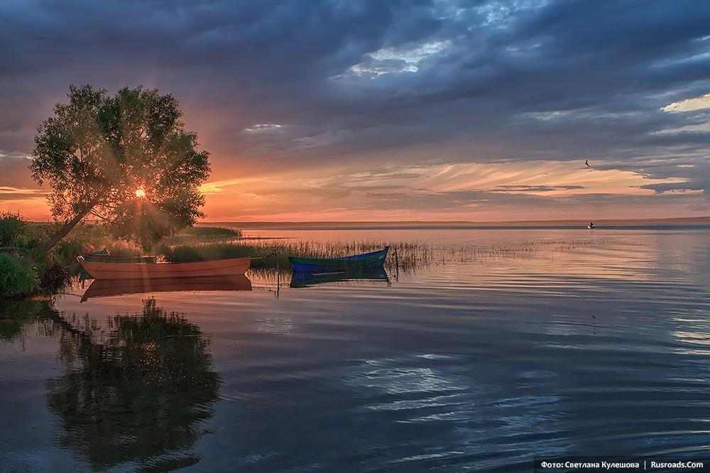 Lake Pleshcheyevo, Yaroslavl region