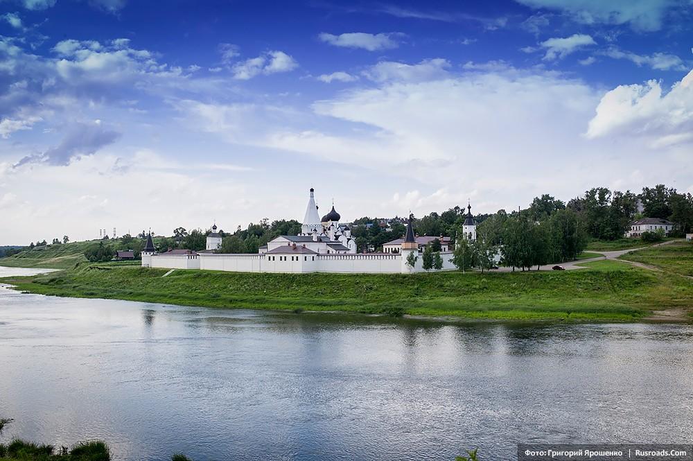 Staritsa Holy Dormition Monastery