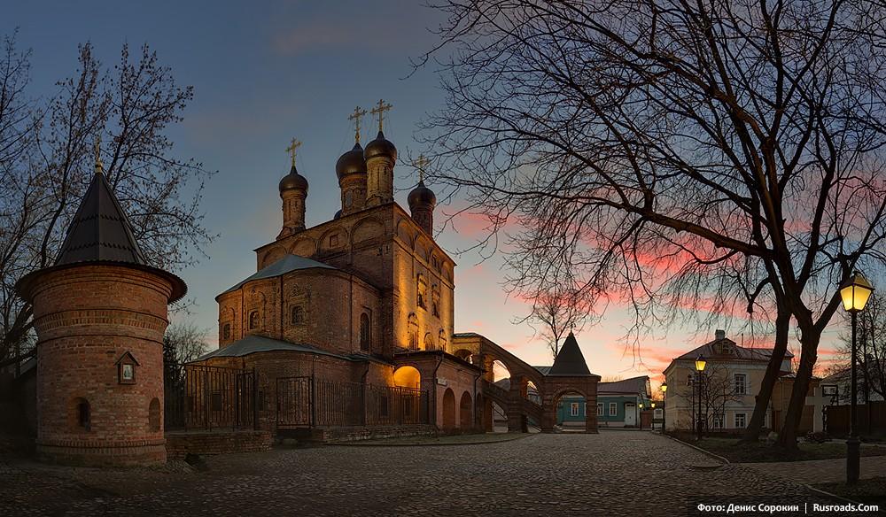 Krutitsa Patriarchal Podvorye (Metochion)