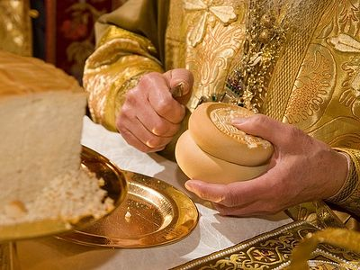 How the Departed Interceded for a Drunkard Priest