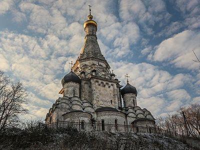 Храм Преображения Господня в селе Остров передан Церкви