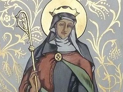 Venerable Withburgh (Withburga) of Dereham