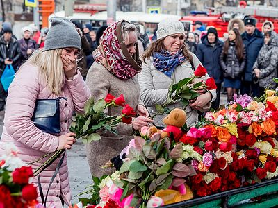 Orthodox primates offer condolences for tragedy in Kemerovo shopping center