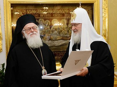 Patriarch Kirill to pay first visit to Albania in late April