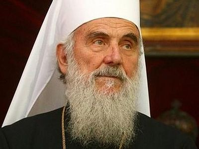"Patriarch Irinej of Serbia added to website compiling ""enemies of Ukraine"""
