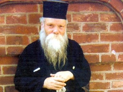 Elder Eumenios (Saridakis), the Saint From the Leper Colony