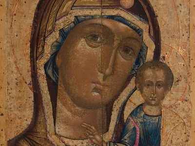 The Complicated History of the Kazan Icon of the Mother of God