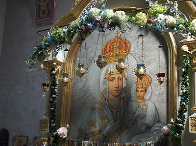 Supraśl Icon of Mother of God festively celebrated at Polish Monastery (+ VIDEO)