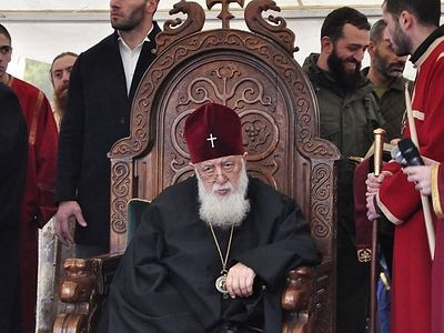 At 55th anniversary of his episcopate, Patriarch Ilia of Georgia shares story of how he came to know God