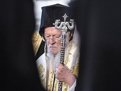 Ukrainian Church calls for council of Orthodox primates