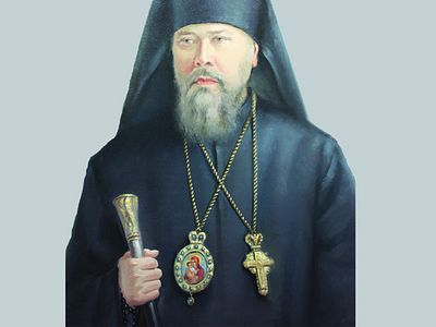 Metropolis of Bessarabia coming to promote the canonization of Ismail bishop Dionisie Erhan