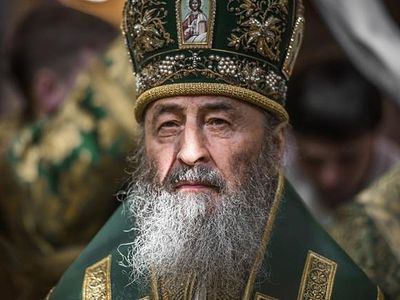 Ukrainian Church will not meet with exarchs who came without its blessing—Met. Onuphry