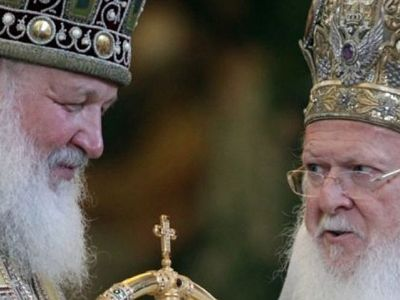 Russian Church suspends commemoration of Pat. Bartholomew and concelebration with Constantinople hierarchs, Eucharistic communion not broken