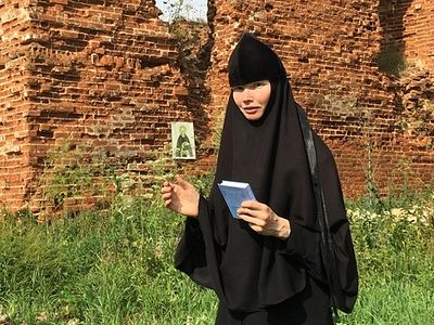 About Monasticism Without Embellishment: The Story of the Oldest Sister of Dormition-Sharovkin Monastery, Nun Elizabeth