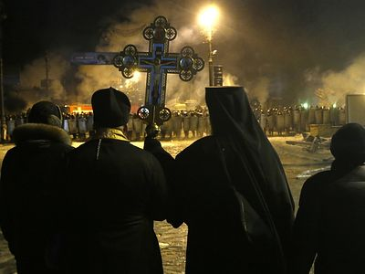 What moved Patriarch Bartholomew to lay to ruin Ukrainian Orthodoxy?