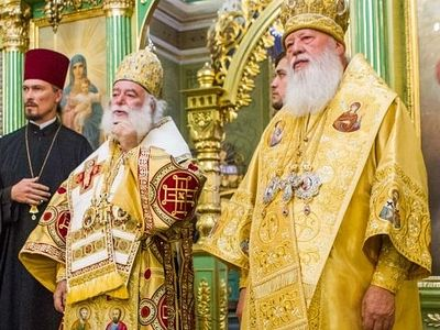 Patriarch of Alexandria pledges to speak to Orthodox leaders to save canonical Church in Ukraine (+ VIDEOS)