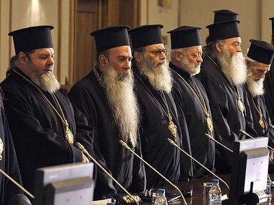 Bulgarian Church: Interference in Church life is negative for both Church and state