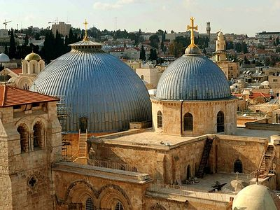 On the Holy Land, Pilgrimages, and Local Traditions