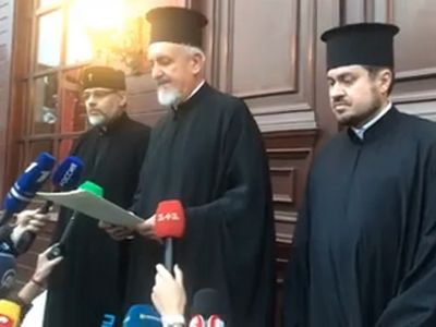 Confirmed: Ecumenical Patriarchate removes anathemas, enters into communion with schismatics (+VIDEO)