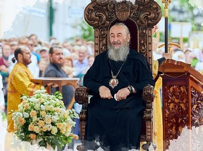 Metropolitan Onuphry on the Fate of Canonical Orthodoxy in Ukraine