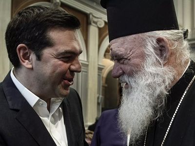 Greek Prime Minister calls for constitution to clearly define state's religious neutrality