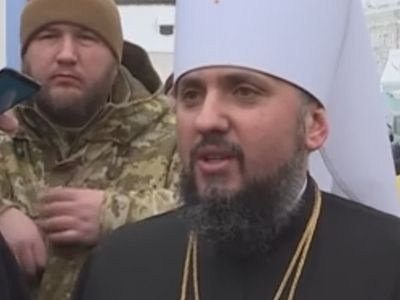 Head of Ukraine's new nationalist church intends to eventually switch to New Calendar