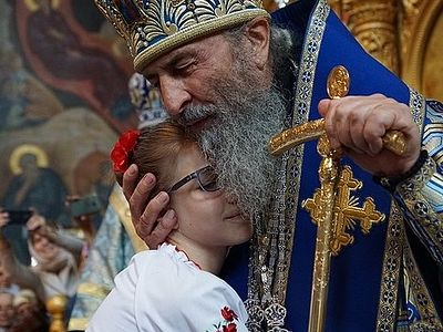 Metropolitan Onuphry's Pastoral Love for the Ukrainian People