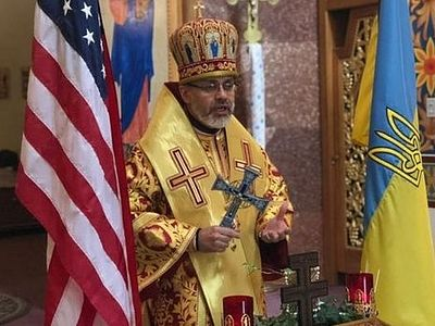 Recognition of Ukrainian schismatics will begin with Greek, Romanian Churches in 1.5 months, Constantinople Exarch believes