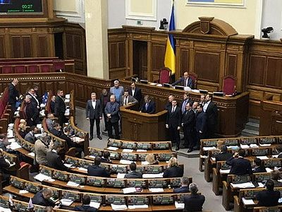 Ukrainian gov't adopts second anti-Church bill, further enabling seizure of churches