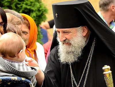 """The unity of the Orthodox Church is based not on the sole, Papist principle, but on conciliarity""—Georgian hierarch"