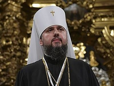 Ukrainian schismatic head expecting recognition from Greek Church